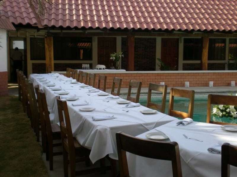 Hotel El Bramadero -We plan your Event